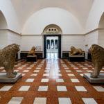 Ausstellung über Ägypten in der Ny Carlsberg Glyptotek in Kopenhagen
