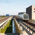 Die Metro von Kopenhagen