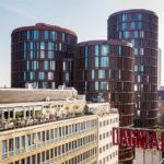 Die Axel Towers in Kopenhagen