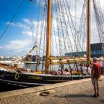 Entspannen am Amaliekaj in Kopenhagen