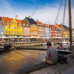 Die bunte Häuserzeile am Nyhavn
