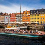 Bootsrundfahrt durch Kopenhagen mit Start am Nyhavn