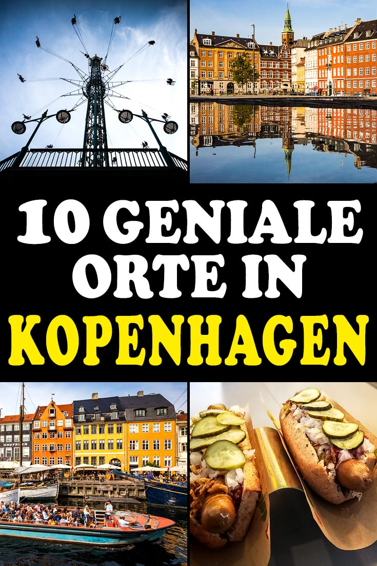 Kopenhagen: Reisebericht mit Erfahrungen zu Sehenswürdigkeiten, den besten Fotospots sowie allgemeinen Tipps und Restaurantempfehlungen.