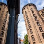 Außenansicht des Rundetaarn in Kopenhagen
