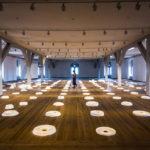 "Installation ""Rotunda"" von Künstler Jacob Sebastian Bang im Rundetaarn"