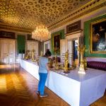 Ausstellung im Museum im Schloss Amalienborg in Kopenhagen