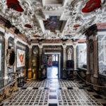 Das Marmorgemach im Schloss Rosenborg in Kopenhagen