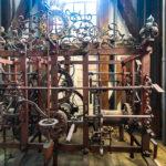 Altes Uhrwerk in der Erlöserkirche (Vor Frelsers Kirke)