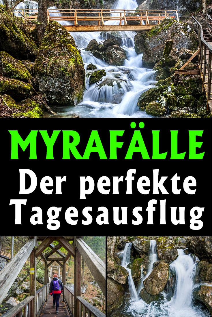 Myrafälle, NÖ: Erfahrungsbericht über eine Wanderung zu den Myrafällen und den Hausstein mit vielen Bildern, den besten Fotospots und allgemeinen Tipps.