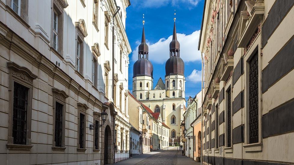 Der Nikolausdom in Trnava