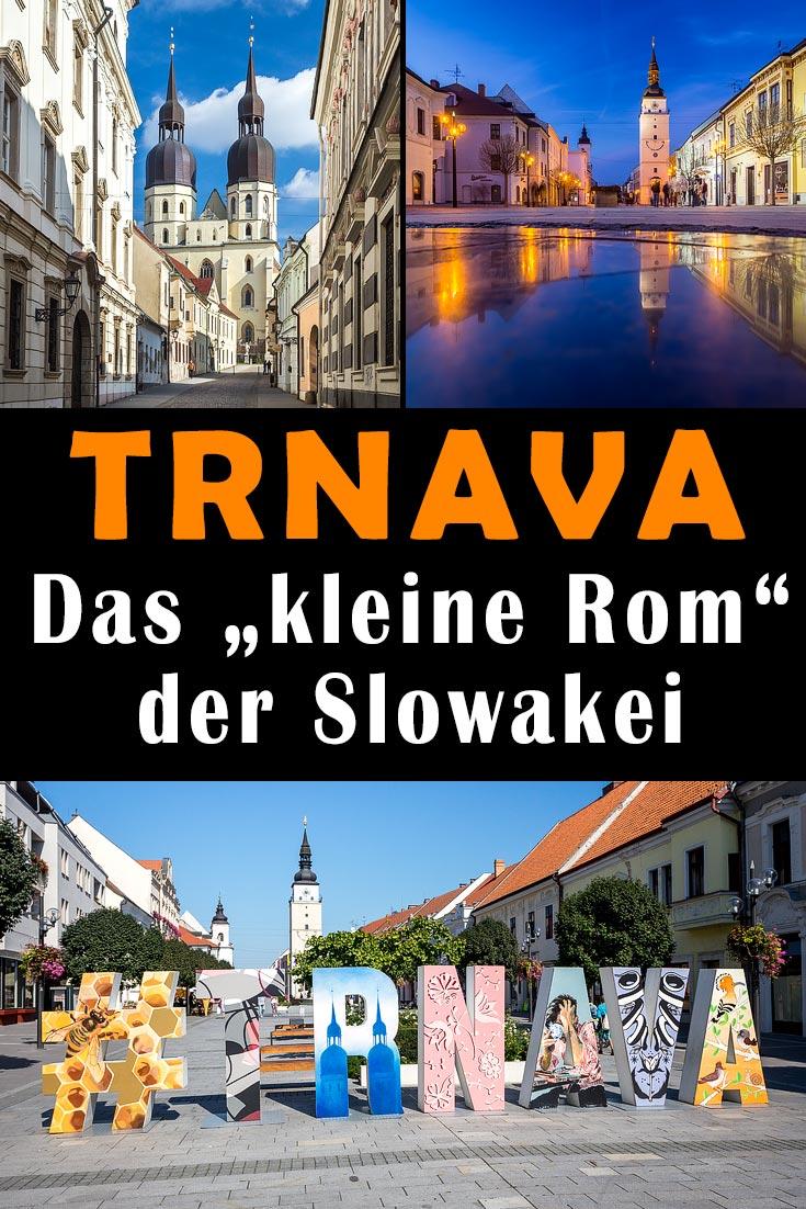 Trnava, Slowakei: Reisebericht mit Erfahrungen zu Sehenswürdigkeiten, den besten Fotospots sowie allgemeinen Tipps und Restaurantempfehlungen.