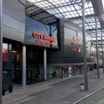Außenansicht der City Arena (Štadión Antona Malatinského)