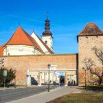 Das Stadttor Bernolákova brána in Trnava