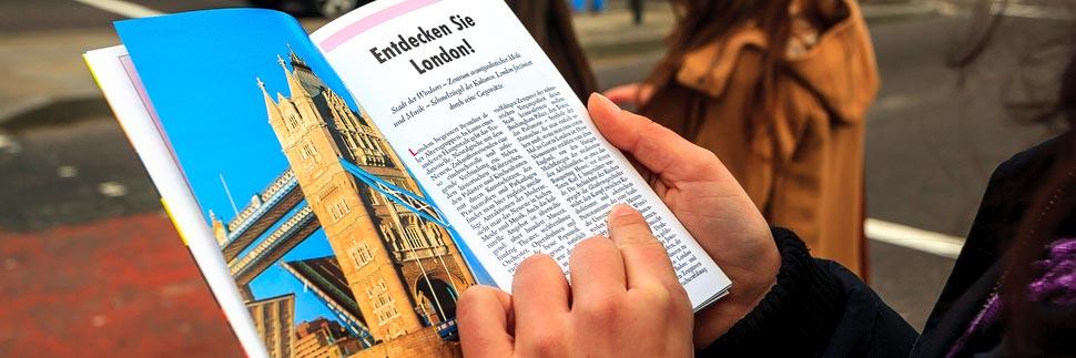 Reiseführer über London