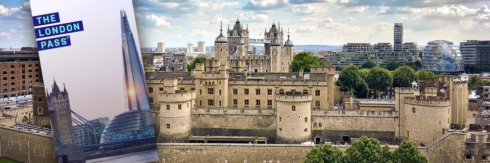 Der London Pass und der Tower of London