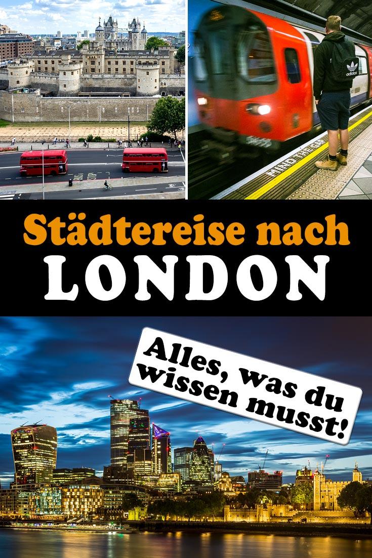 Anleitung für eine Städtereise nach London mit Erfahrungen zu Sehenswürdigkeiten, den besten Fotospots sowie allgemeinen Tipps und Pub-Empfehlungen.
