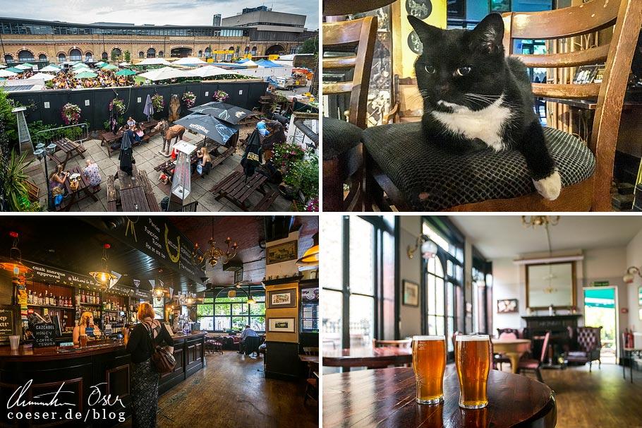 Das Pub The Horseshoe Inn in London