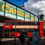 Der Camden Market in London