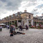 Der Covent Garden Market in London