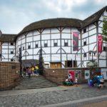 Außenansicht von Shakespeare's Globe Theatre