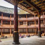 Zuschauerraum in Shakespeare's Globe Theatre