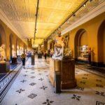 Ausstellungsräume im Victoria and Albert Museum (V&A)