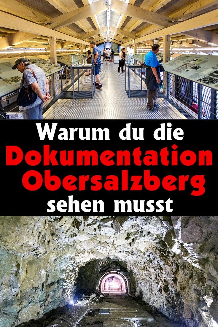 Dokumentation Obersalzberg in Berchtesgaden: Erfahrungsbericht über die Dauerausstellung und die Bunkeranlage im Zweiten Weltkrieg.