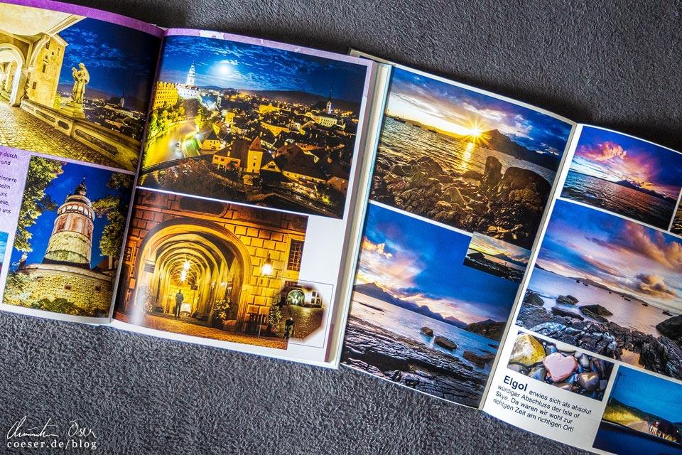 Fotobücher als Reisesouvenirs