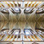 Deckengewölbe der Southwark Cathedral in London