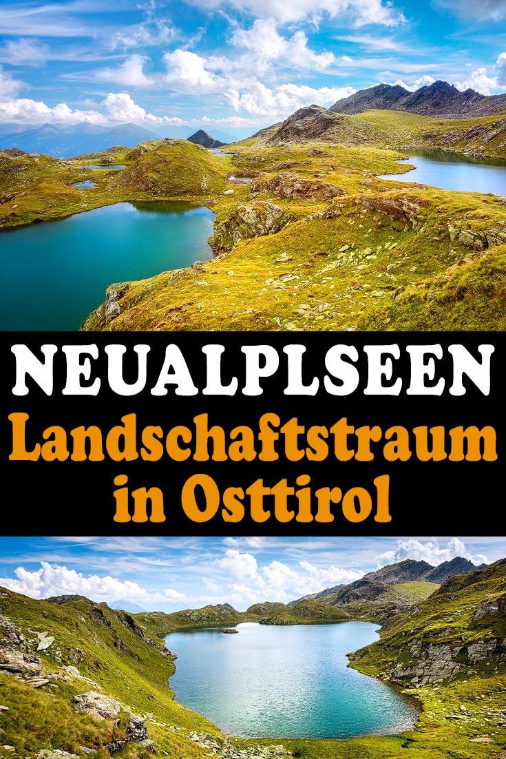Neualplseen am Zettersfeld in Osttirol: Erfahrungsbericht zur Wanderung mit den besten Fotospots sowie allgemeinen Tipps.