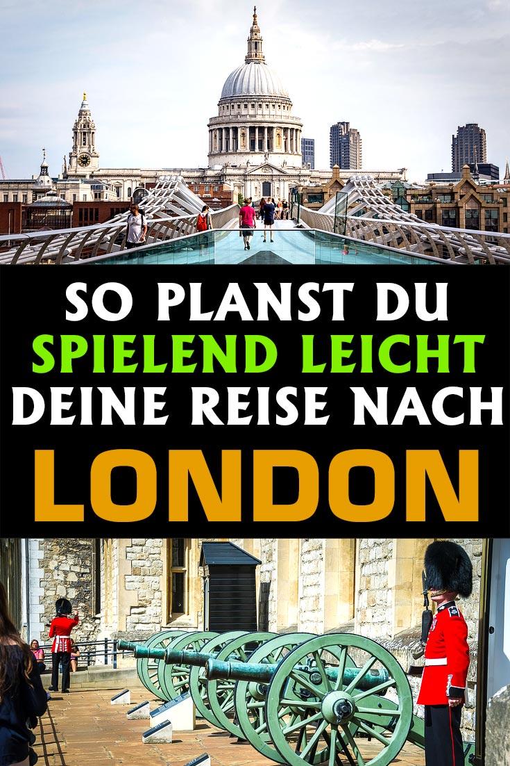 So stellst du dir ganz einfach deinen Citytrip nach London zusammen! Sehenswürdigkeiten, Parks, Märkte, Essen, Pubs, Aussichtspunkte, Fotospots und mehr!