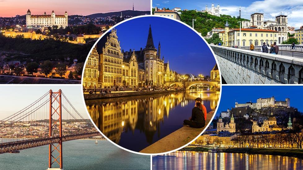 Planung einer Städtereise
