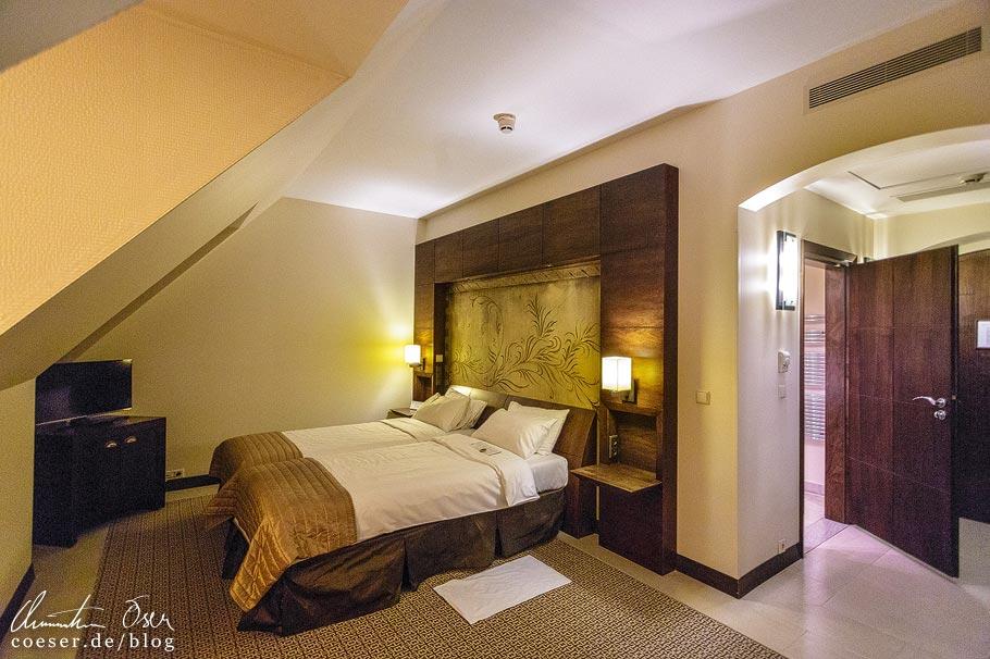 Zimmer im Mamaison Hotel Le Regina in Warschau