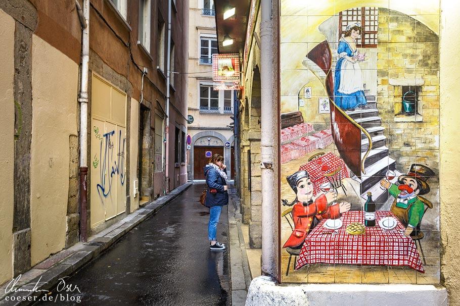 Bouchon Lyonnais Le Caveau Des Gourmands in Lyon