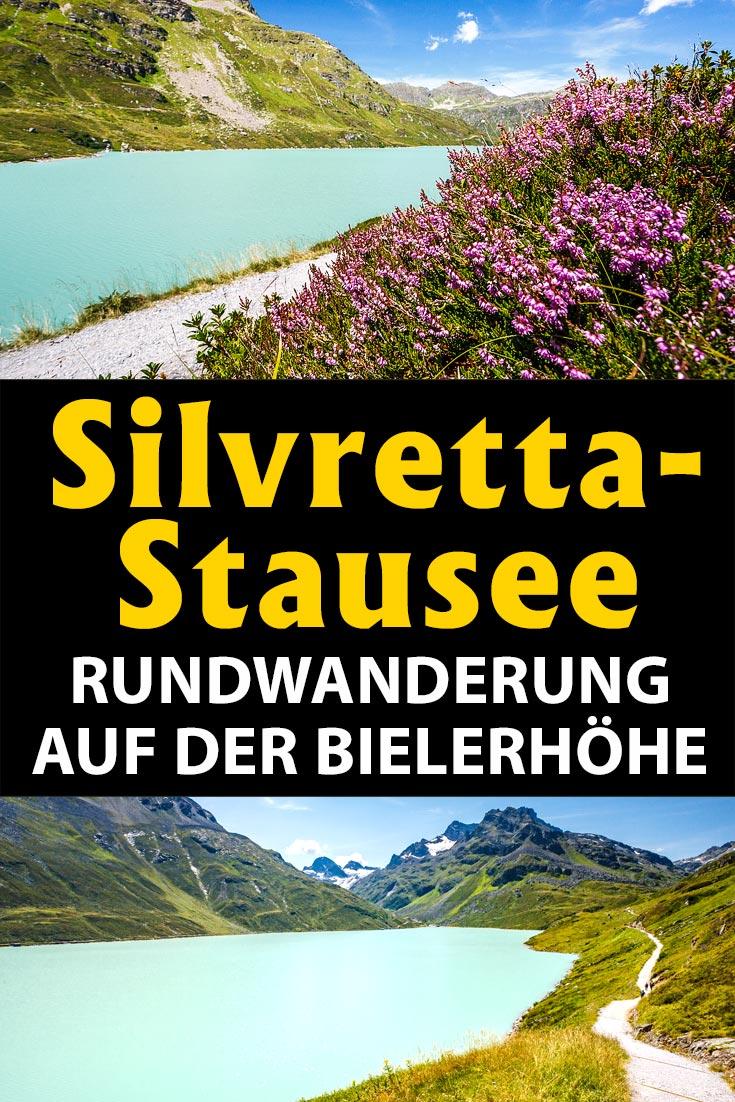 Rundwanderung Silvretta-Stausee auf der Bielerhöhe: Erfahrungsbericht zum Wandern im Montafon, den besten Fotospots sowie allgemeinen Tipps.