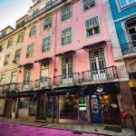 Außenansicht des 262 Boutique Hotel in Lissabon