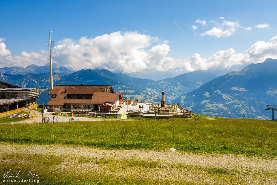 Berghof Golm auf dem Erlebnisberg Golm