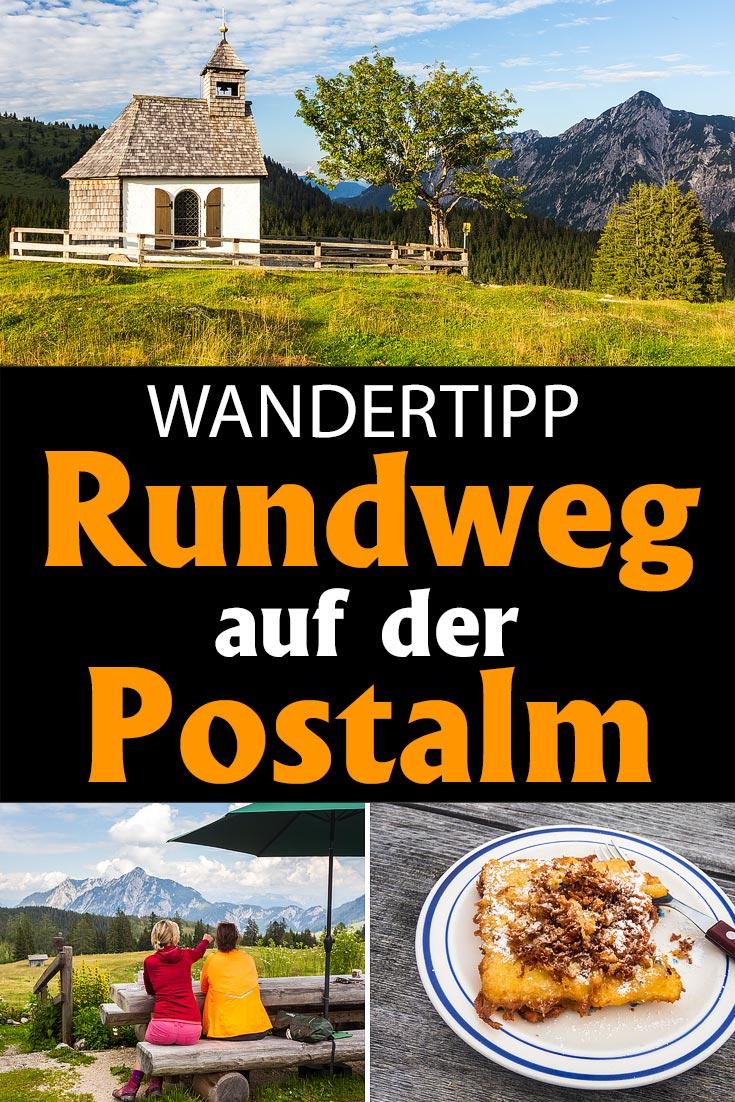 Wandertipp Postalm im Salzkammergut: Erfahrungsbericht zum Rundwanderweg R2 mit den besten Fotospots, allgemeinen Tipps und Hüttenempfehlungen