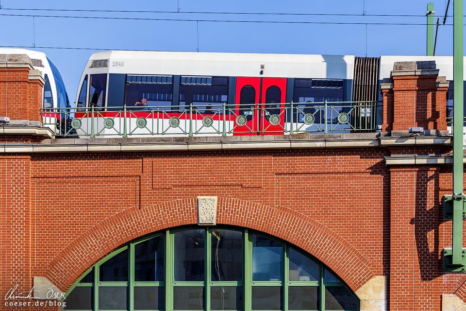 Viadukte der Gürtel-Linie von Otto Wagner in Wien