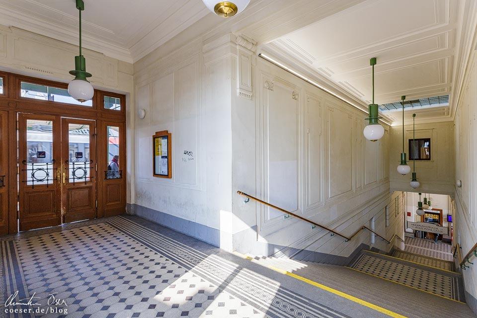 Station Hernals von Otto Wagner in Wien
