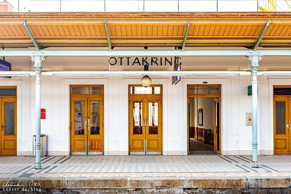 Station Ottakring von Otto Wagner in Wien