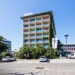 Außenansicht des Hotel Daniel in Graz