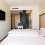Doppelzimmer im Hotel Daniel in Graz