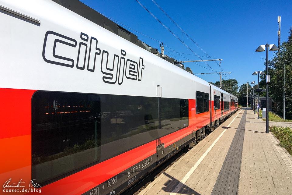S-Bahn S5 von Graz nach Ehrenhausen