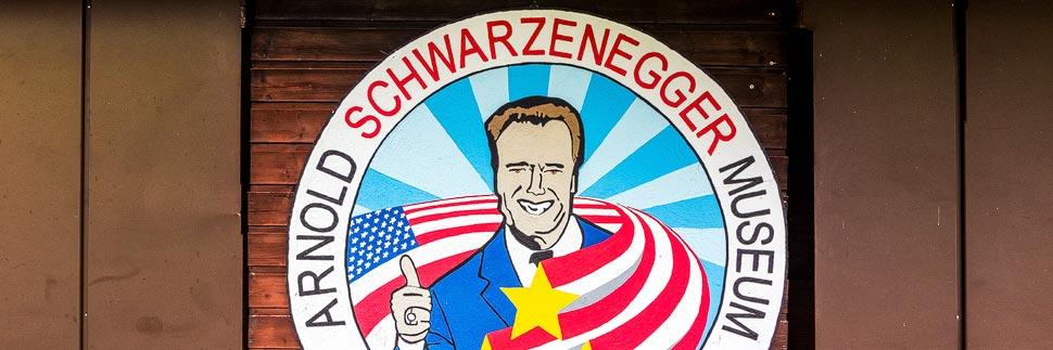 Arnold-Schwarzenegger-Museum (Arnie's Life) in Thal bei Graz