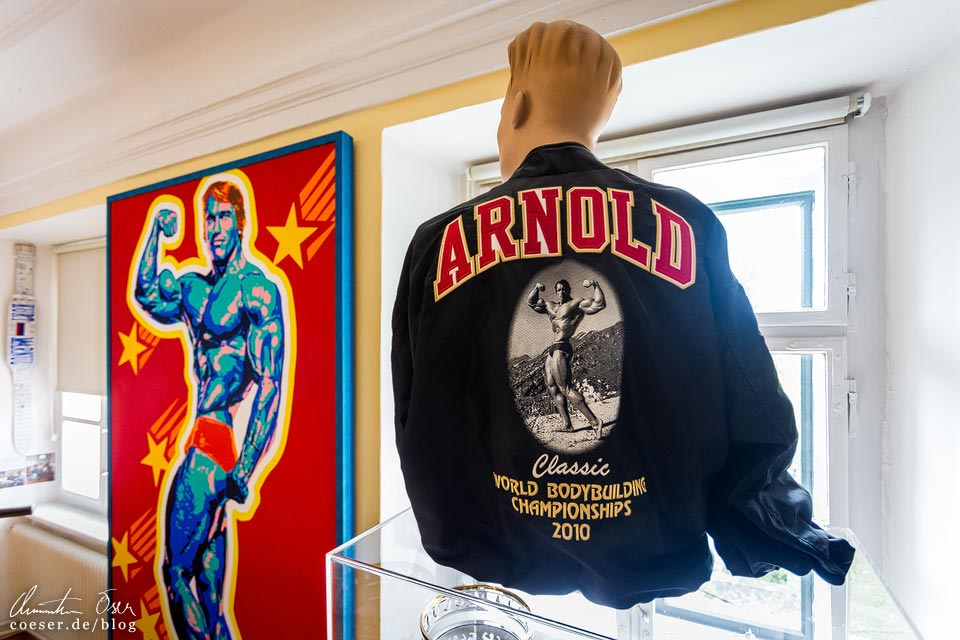 Arnold Schwarzenegger Museum (Arnie's Life) in Thal bei Graz