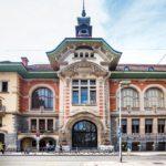 Außenansicht des Théâtre Pitoëff in Genf