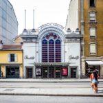 Außenansicht des Casino Théâtre in Genf