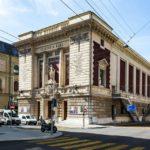 Außenansicht der Victoria Hall in Genf