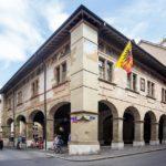 Das kleine Artelleriemuseum (L'ancien arsenal) in Genf